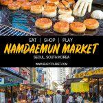things to do in Namdaemun Market
