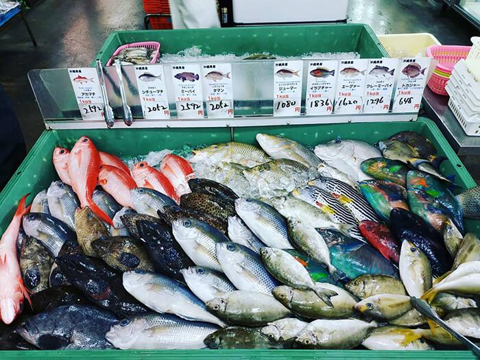 Awase Fish Market