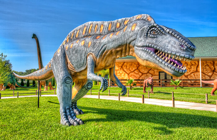 Dinosaur World, Plant City