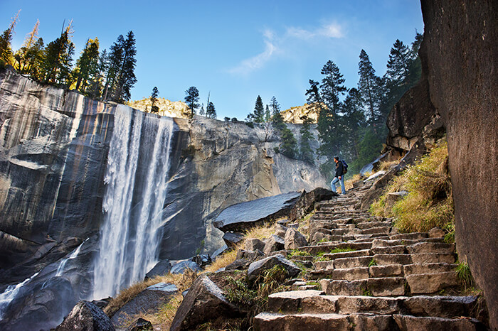 Exploring Yosemite National Park