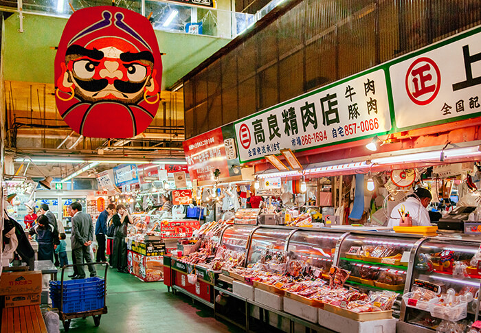First Makishi Public Market