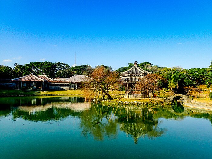 Shikinaen Royal Garden