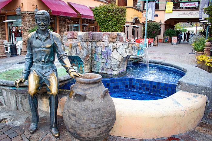 Sonny Bono Statue