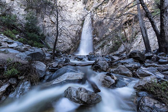 Sturtevant Falls and Creek