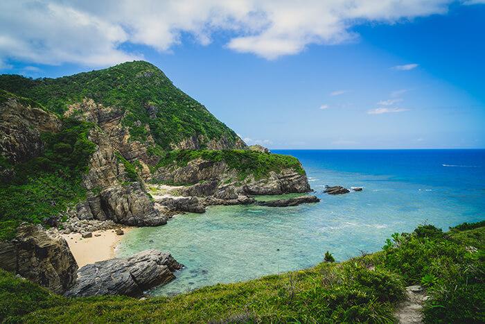 The hiden beach, Zamami, Okinawa