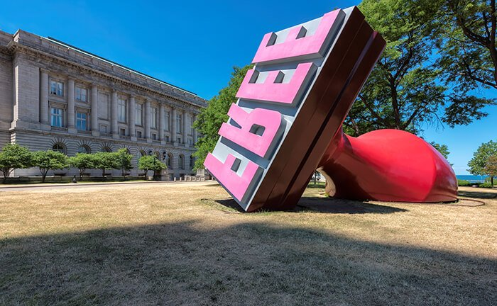World's Largest Rubber Stamp