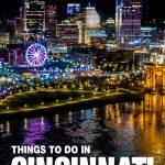 places to visit n Cincinnati