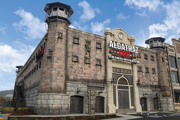 Alcatraz East