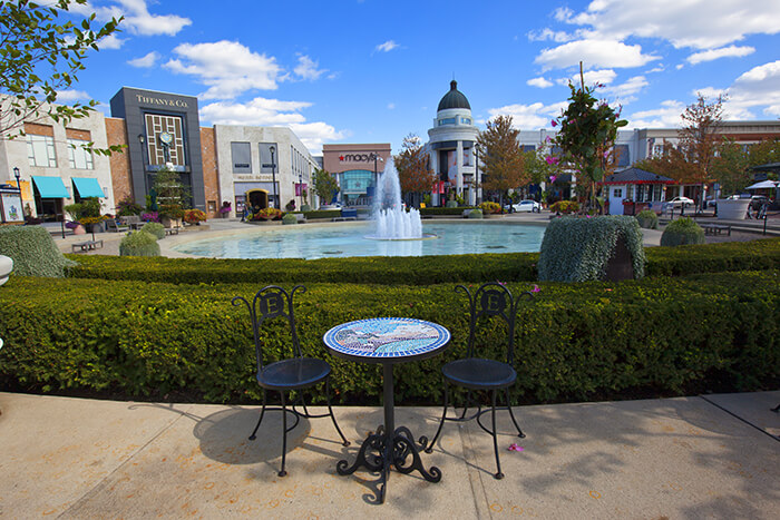 Easton Town Center in Columbus