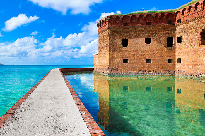 Fort Jefferson Dry Tortugas