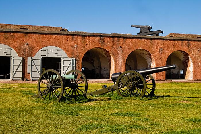 Fort Pulaski National Monument