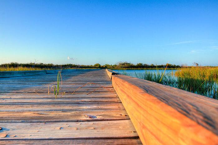Galveston Island State ParK
