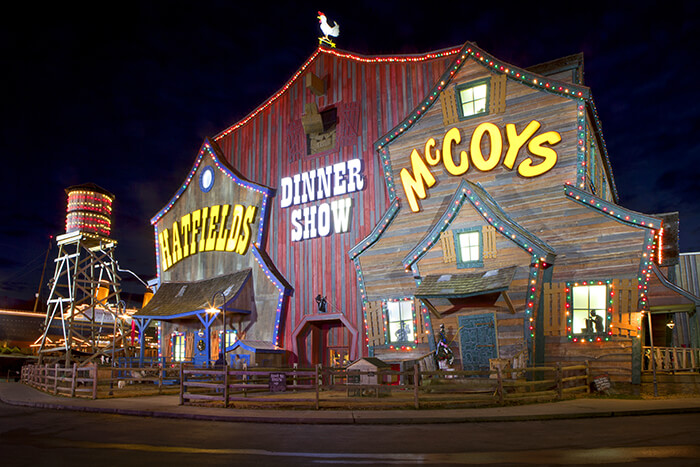 Hatfield & McCoy Dinner Show
