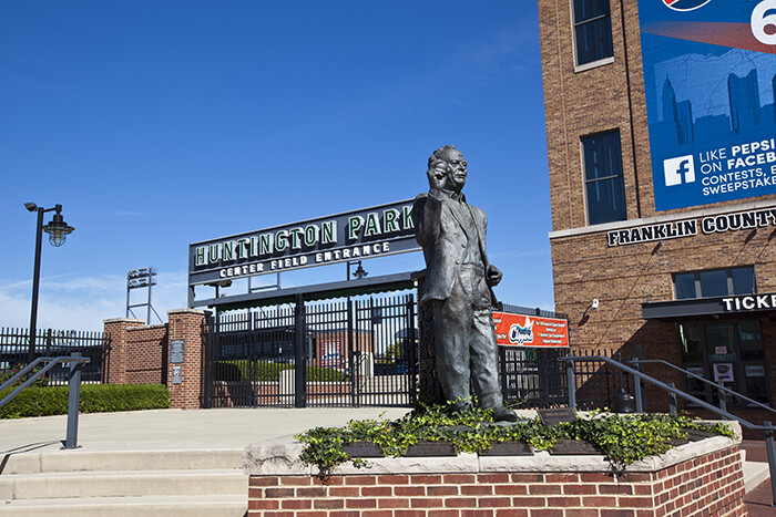 Huntington Park in Columbus, Ohio