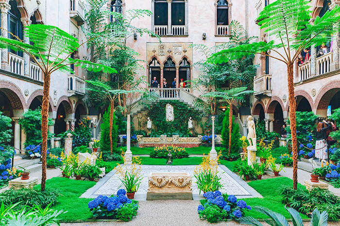 Isabella Stewart Gardner Museum in Boston