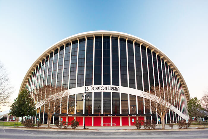 J.S. Dorton Arena