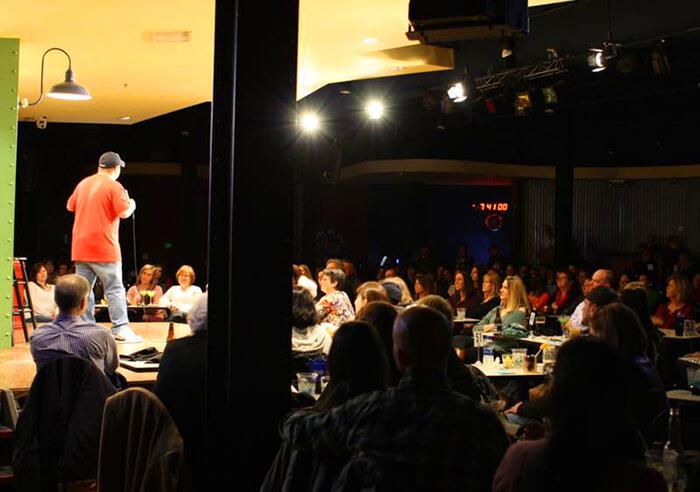 Jr.'s Last Laugh Comedy Club & Restaurant