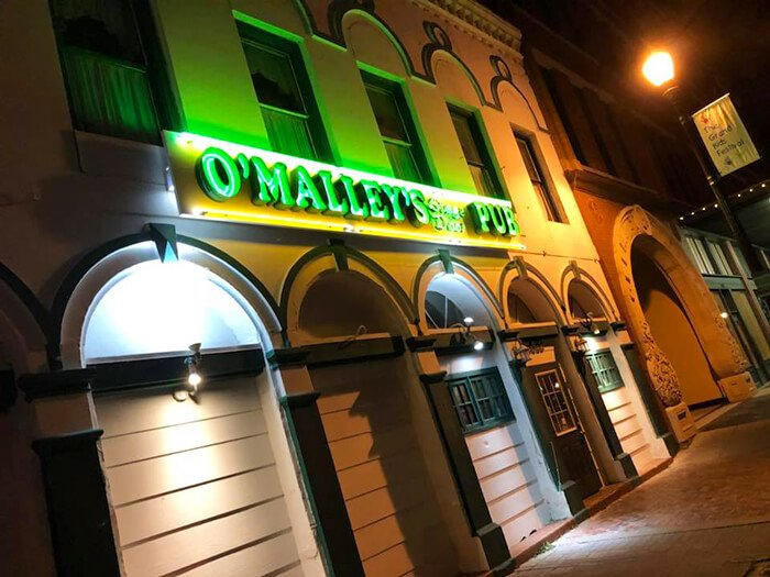 O'Malley's Stage Door