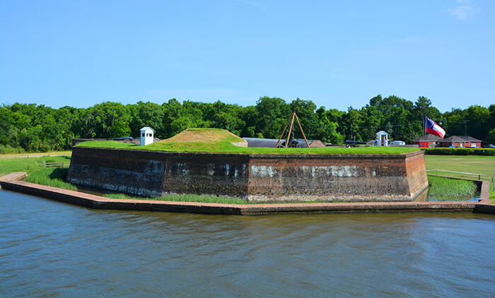 Old Fort Jackson Historic Site