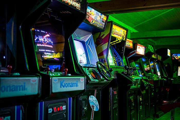 Play Port Arcade