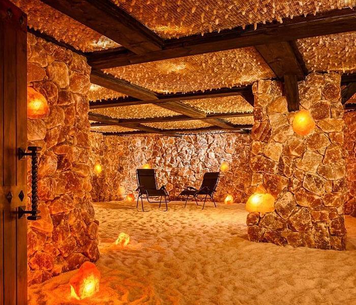 Salt Cave Santa Barbara