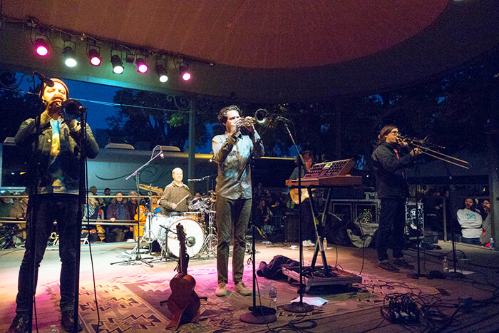 Santa Fe Bandstand
