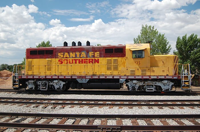 Santa Fe Southern Railroad