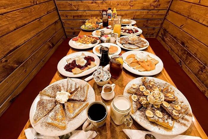 Sawyer's Farmhouse Breakfast