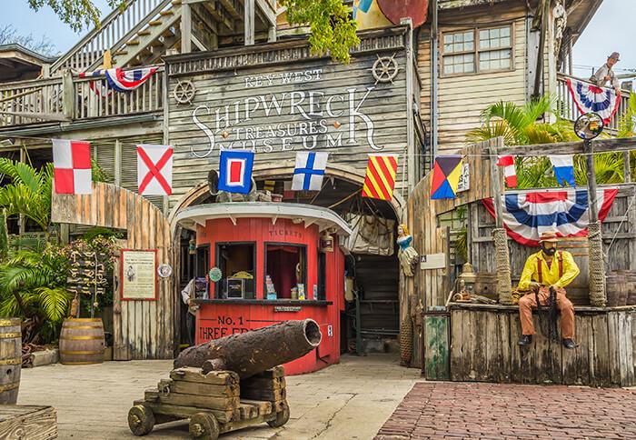 Shipwreck Treasures Museum