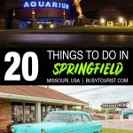 Things To Do In Springfield