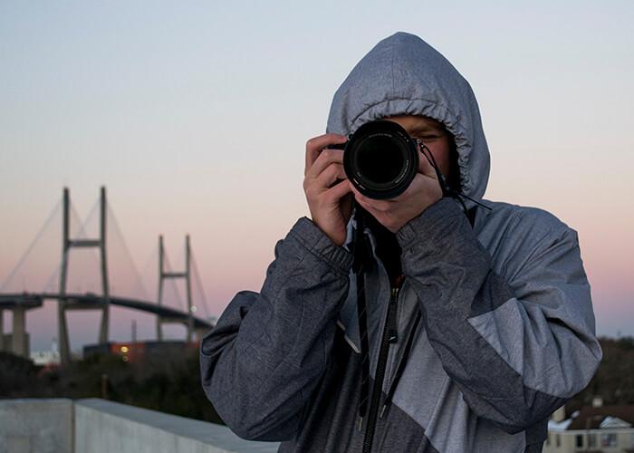 photographer in Savannah