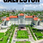 places to visit in Galveston, Texas
