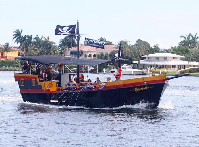 BlueFoot Pirate Adventures