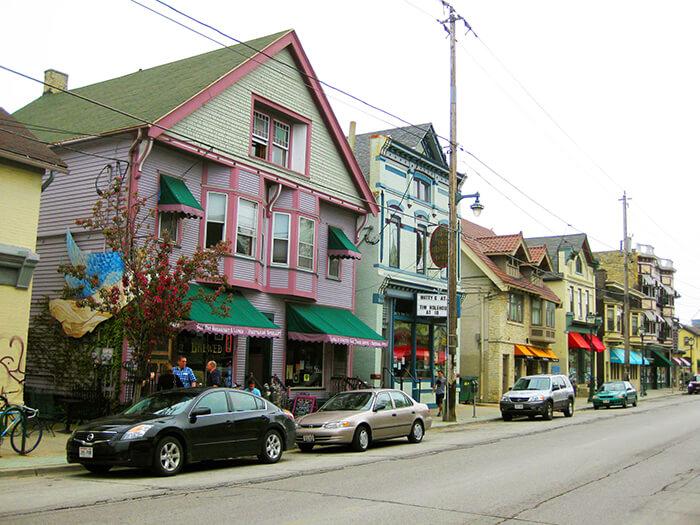 Brady Street