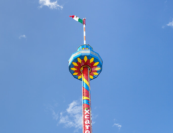 Cancun Scenic Tower