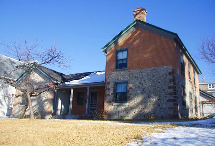 John Platts house