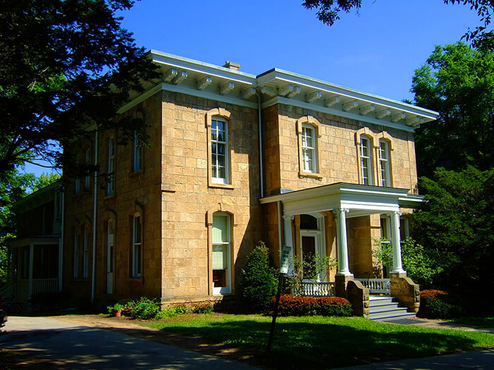 Old Executive Mansion