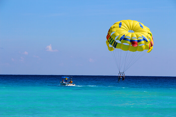Parasail Center