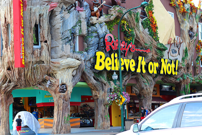 Ripley's Believe It or Not Odditorium
