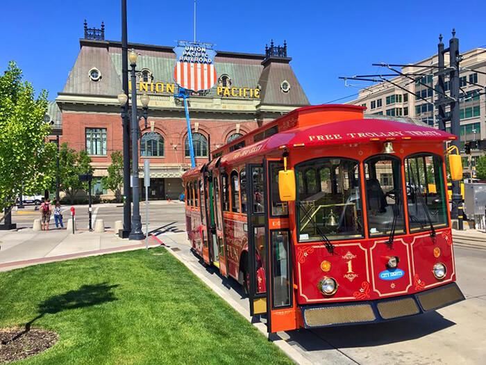 Salt Lake Trolley Tours