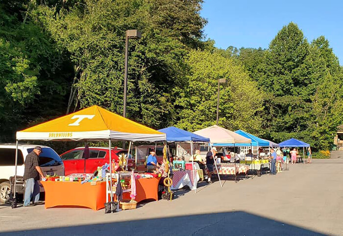 The Gatlinburg Farmers Market