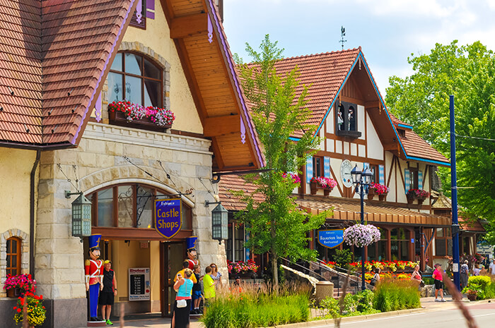 frankenmuth michigan
