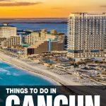 fun things to do in Cancun