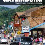 places to visit in Gatlinburg, TN