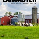 places to visit in Lancaster, PA