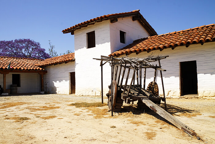Presidio of Santa Barbara