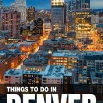 best things to do in Denver, CO