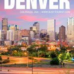 fun things to do in Denver, CO