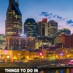 places to visit in Nashville, TN