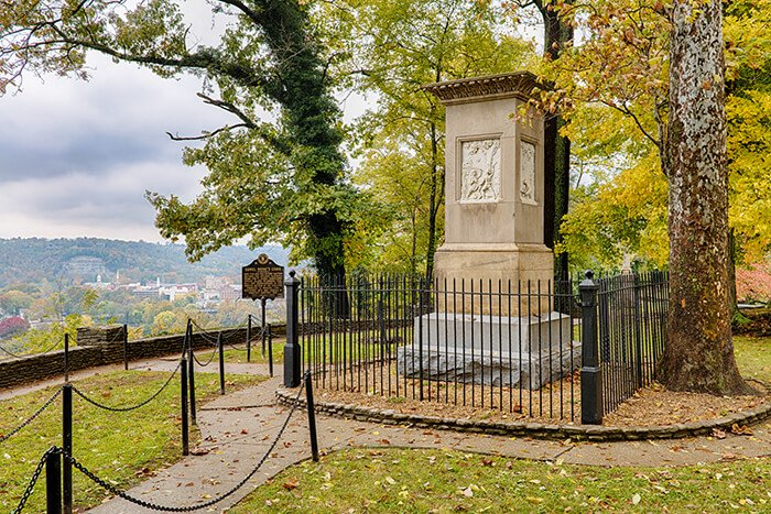 Grave of Daniel Boone
